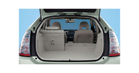 2009 Toyota Prius, Interior Trunk View, interior, manufacturer