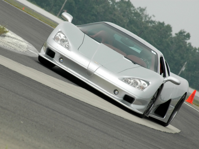 Picture of 2008 SSC Aero