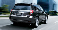 2009 Toyota RAV4, Back Right Quarter View, exterior, manufacturer