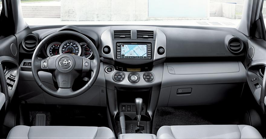 2009 toyota rav4 interior front view interior manufacturer for 2011 toyota rav4 interior