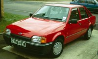 1990 Ford Escort Picture Gallery