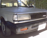 Picture of 1990 Nissan Sentra XE, exterior