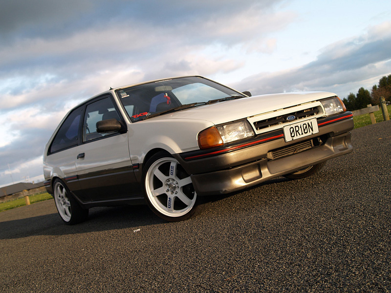1989 Ford Laser Overview Cargurus