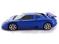 1992 Bugatti EB110 Overview