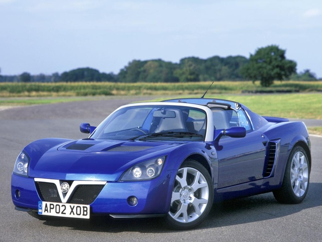 Picture of 2003 Vauxhall VX220