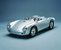 1954 Porsche 550 Spyder Overview