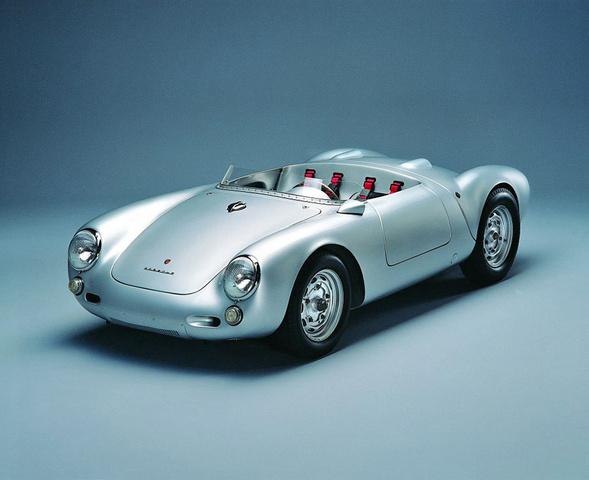 1954 porsche 550 spyder