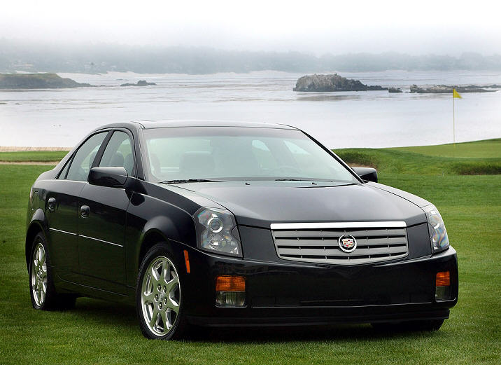 Used Cadillac Cts Coupe >> 2005 Cadillac CTS - Pictures - CarGurus