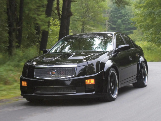 Picture of 2005 Cadillac CTS 3.6L