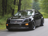 2005 Cadillac CTS Picture Gallery