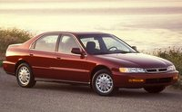 1996 Honda Accord Overview
