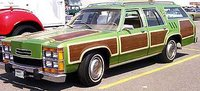 1979 Ford Country Squire Overview