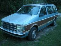 1987 Dodge Grand Caravan Overview