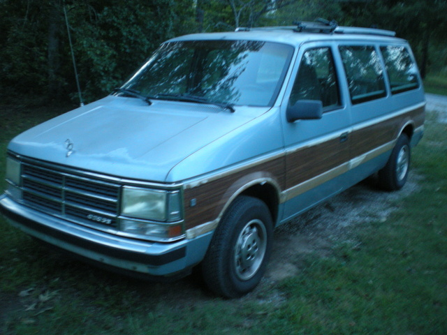 Picture of 1987 Dodge Grand Caravan, exterior, gallery_worthy