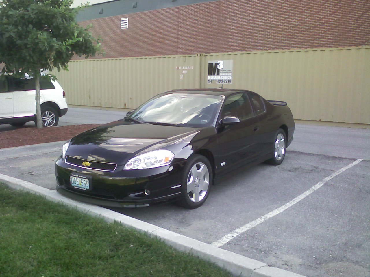 picture of 2006 chevrolet monte carlo ss exterior. Black Bedroom Furniture Sets. Home Design Ideas