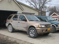 2001 Isuzu Rodeo Overview