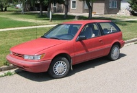 1992 Dodge Colt Overview