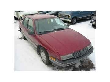 Picture of 1990 Pontiac Tempest, exterior, gallery_worthy