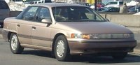 Picture of 1992 Mercury Sable 4 Dr LS Sedan, exterior, gallery_worthy