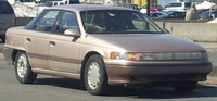 1992 Mercury Sable 4 Dr LS Sedan picture, exterior