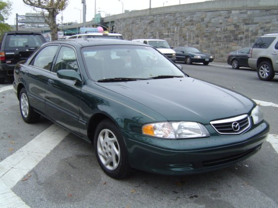 Picture of 1999 Mazda 626 LX