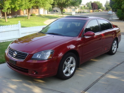 Picture of 2005 Nissan Altima 3.5 SE, exterior