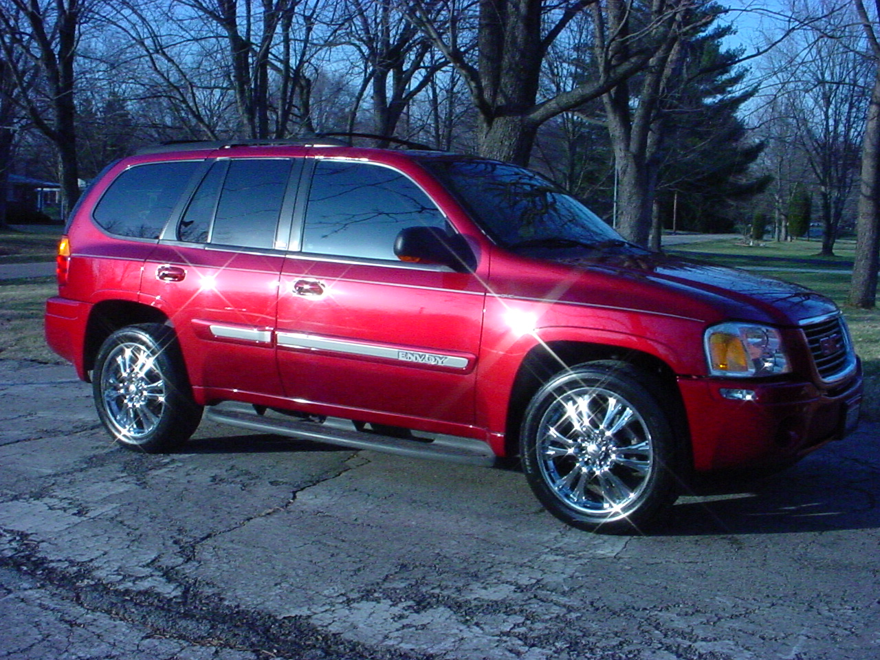 Picture of 2005 GMC Envoy 4 Dr SLE 4WD SUV
