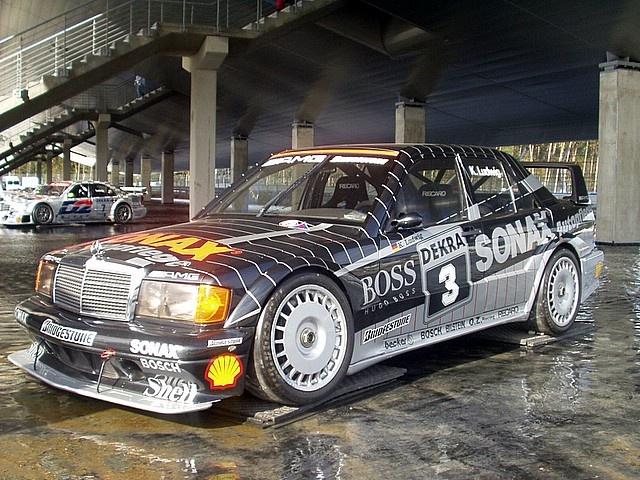 1992 Mercedes-Benz 190-Class