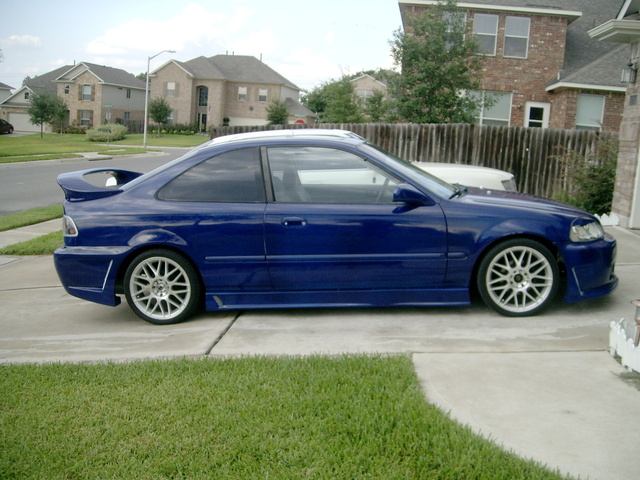 Picture Of 1998 Honda Civic Coupe EX, Exterior, Gallery_worthy