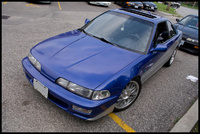 1992 Acura Integra 2 Dr GS-R Hatchback picture, exterior
