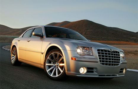 2007 Chrysler 300C SRT-8 picture