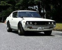 1976 Nissan Skyline Overview