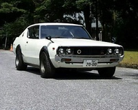 1976 Nissan Skyline Overview