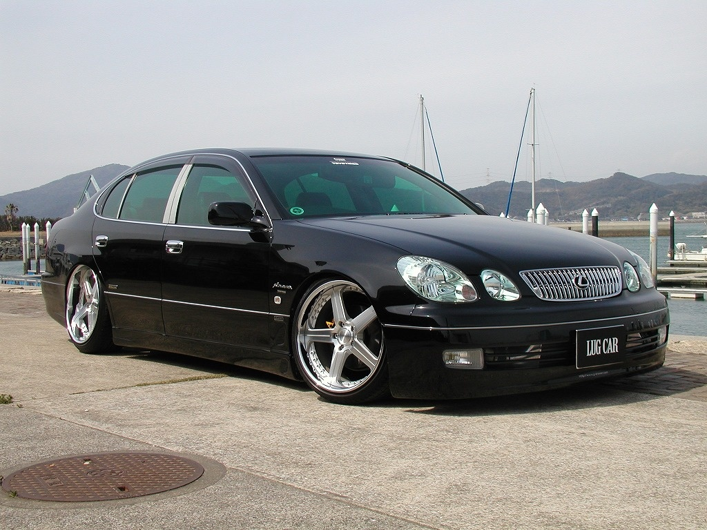 1999 Lexus Gs 300 - Overview