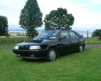 1992 Citroen BX Overview