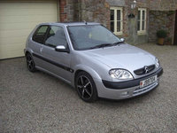 2003 Citroen Saxo Overview