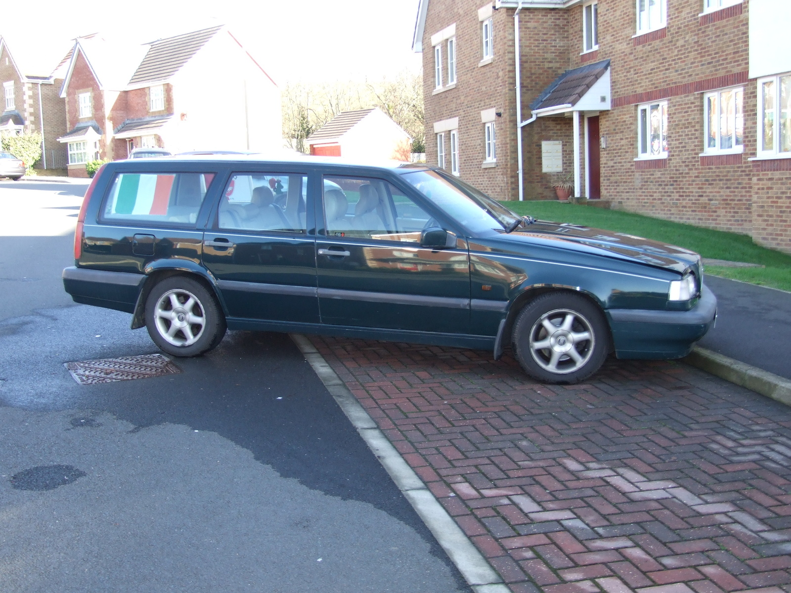1997 Volvo 850 GLT Wagon Automatic related infomation,specifications