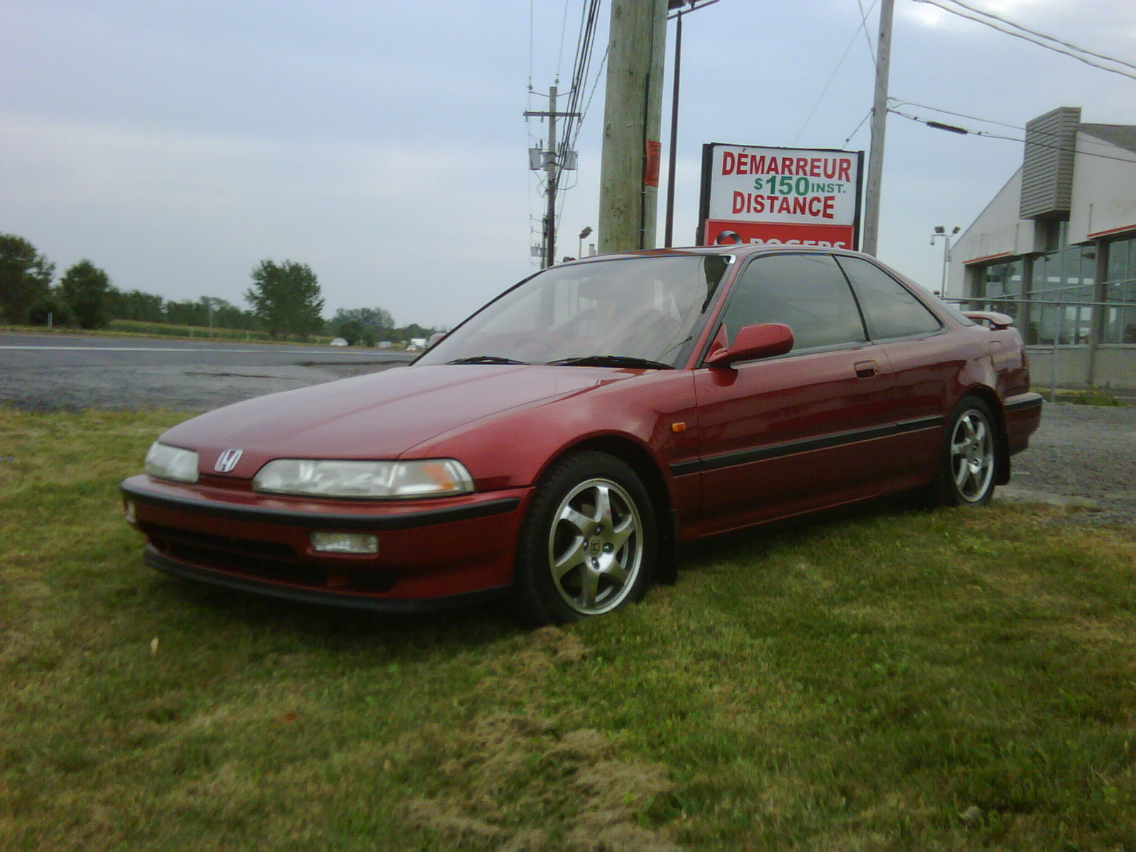 1989 Honda Integra 16i Related Infomationspecifications Weili Acura Legend Wiring Diagram Picture Exterior