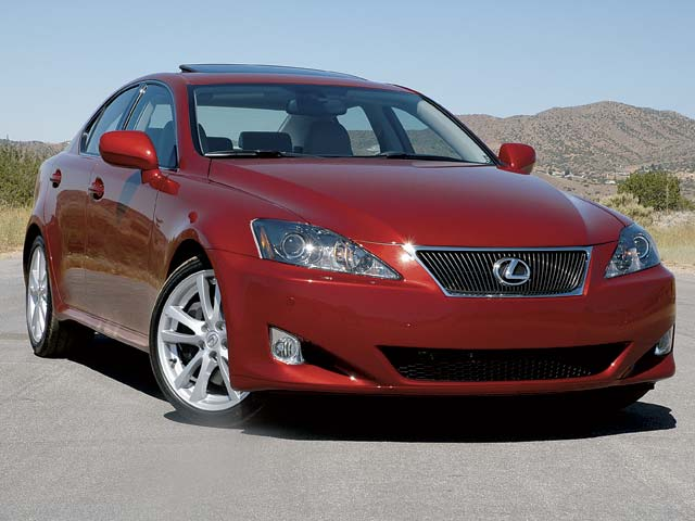 2006 Lexus IS 350 picture