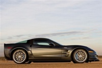 2009 Chevrolet Corvette ZR1 1ZR, 2009 Chevrolet Corvette ZR1 picture, manufacturer, exterior