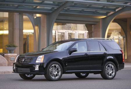Picture of 2009 Cadillac SRX