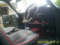 Picture of 1969 Ford Capri, interior