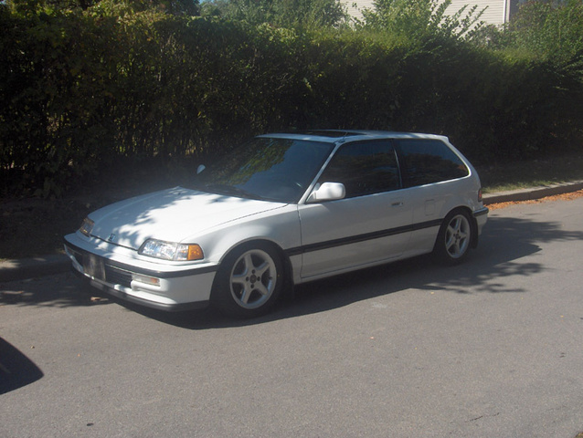 Picture of 1990 Honda Civic DX Hatchback, exterior, gallery_worthy