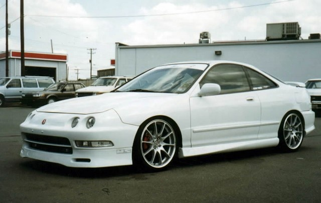 Acura Integra Dr Gs R Hatchback Pic X