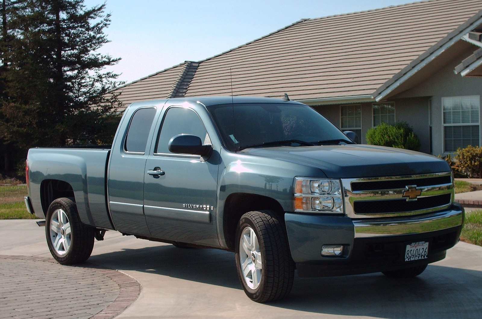 2008 chevrolet silverado 1500 pictures cargurus. Black Bedroom Furniture Sets. Home Design Ideas