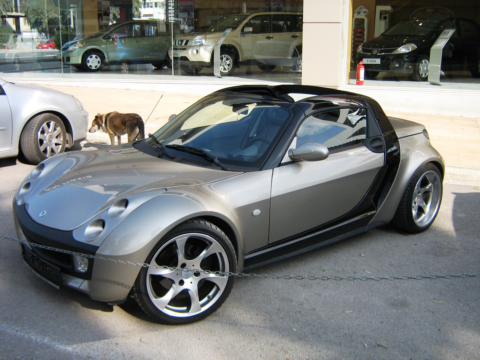 2004 smart roadster pictures cargurus. Black Bedroom Furniture Sets. Home Design Ideas