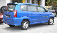 2005 Toyota Avanza Overview