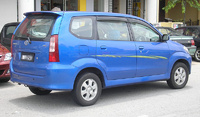 Picture of 2005 Toyota Avanza, exterior