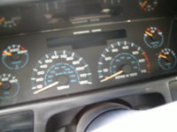 Picture of 1992 Oldsmobile Toronado Trofeo Coupe FWD, interior, gallery_worthy