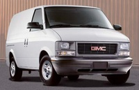1993 GMC Safari Cargo Overview